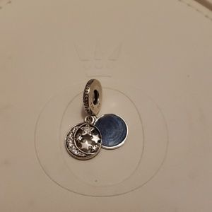 I Love You to the Moon & Back Pandora Charm